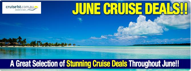 Single cruise deals april 2018